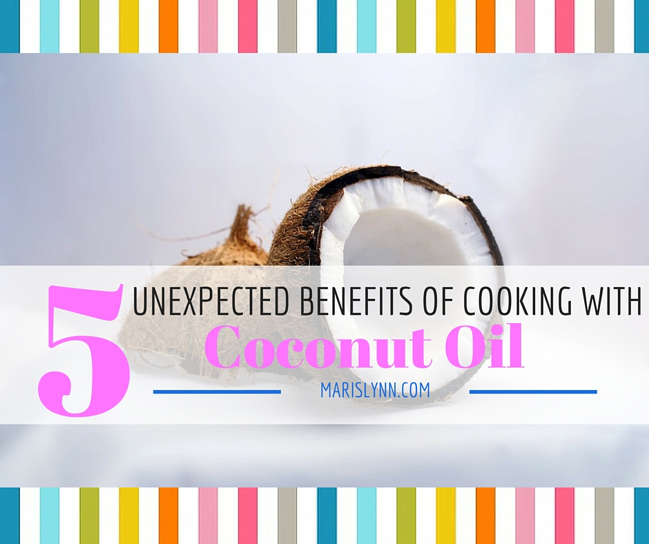 5 Benefits of Cooking with CoconutOil